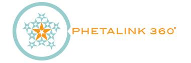 PhetaLink 360 Logo
